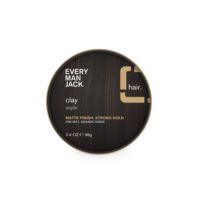 Every Man Jack Hair Styling Clay - 3.4oz