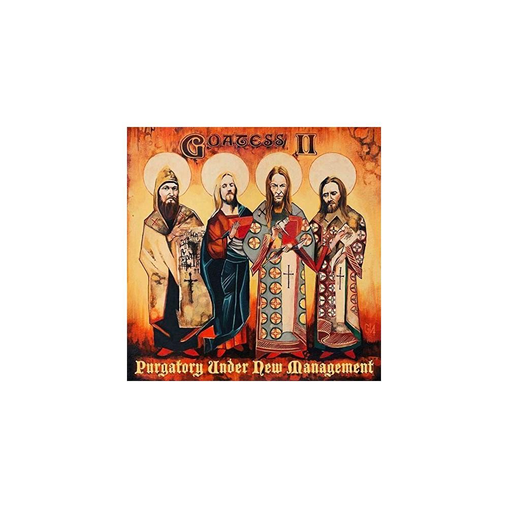 Goatess - Purgatory Under New Management (CD)