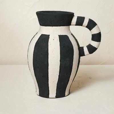 "12.5"" x 11"" Single Handle Vase - Opalhouse™ designed with Jungalow™"