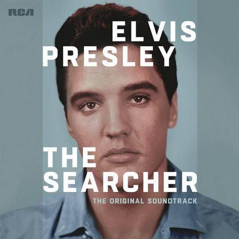 Elvis Presley - Elvis Presley: The Searcher (OST) (CD) - image 1 of 1