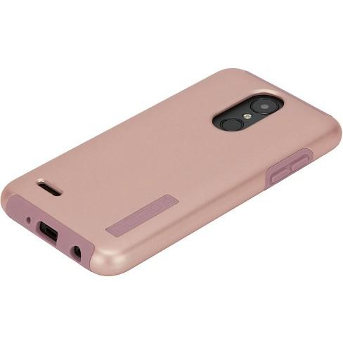 Incipio LG LV1 Case Dual Pro - Iridescent Rose Gold/Pink