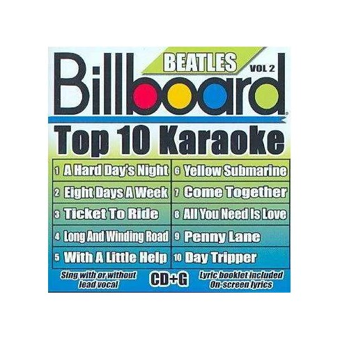 Various - V2 Billboard Beatles- Best Buy Exclusive (CD) - image 1 of 4