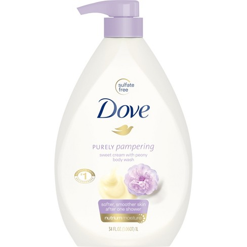 Dove Sweet Cream & Peony Pump 34oz - image 1 of 3