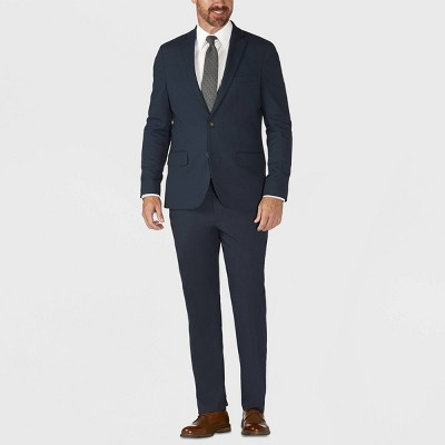 Haggar H26 Men's Tailored Fit Premium Stretch Suit Jacket