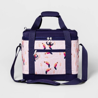 18qt Cooler Flamingo - Sun Squad™