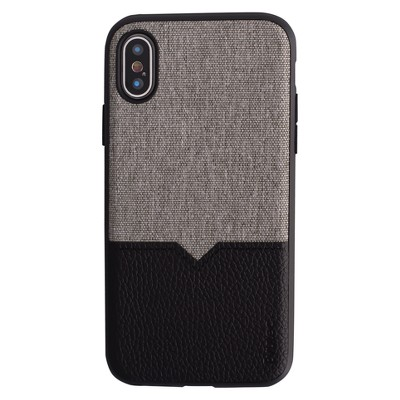 Evutec Apple iPhone X/XS Northill Case with Car Mount - Gray