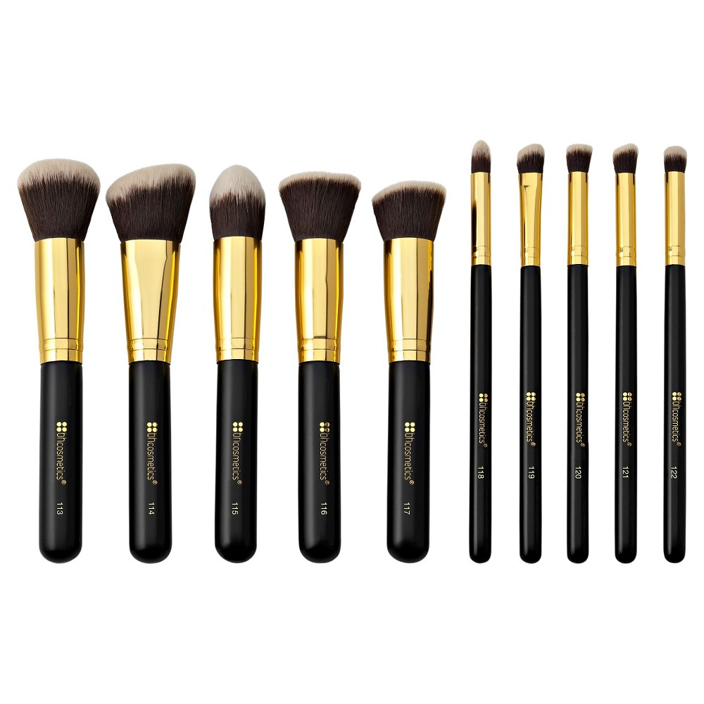 Image of BH Cosmetics Sculpt and Blend Cosmetic Brush Set - 10ct