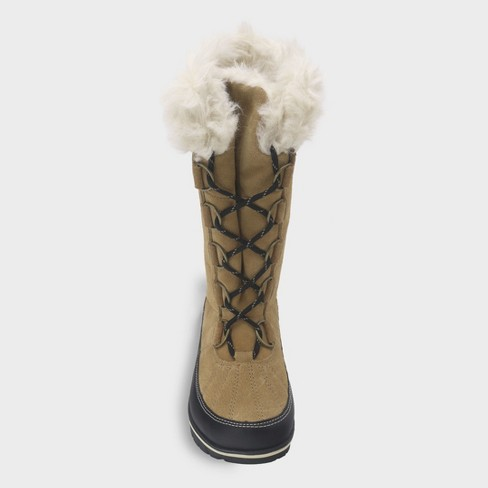 f5d2b57bce284 Women's Ruthie Tall Functional Winter Boots - C9 Champion® Tan 11 : Target