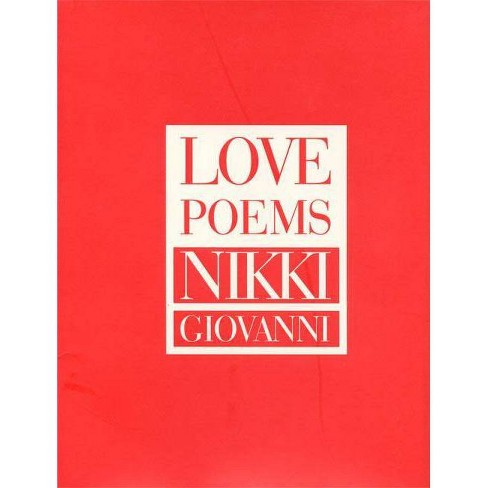 Love Poems - by  Nikki Giovanni (Hardcover) - image 1 of 1