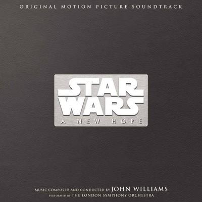 John Williams - Star Wars: A New Hope (3 LP, 3D Death Star Hologram Box Set) (Vinyl)