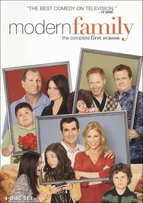 Modern Family: The Complete First Season (DVD)