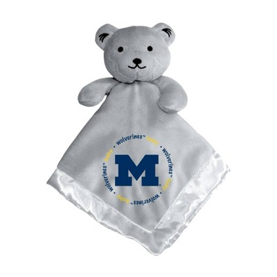 NCAA Michigan Wolverines Gray Security Bear