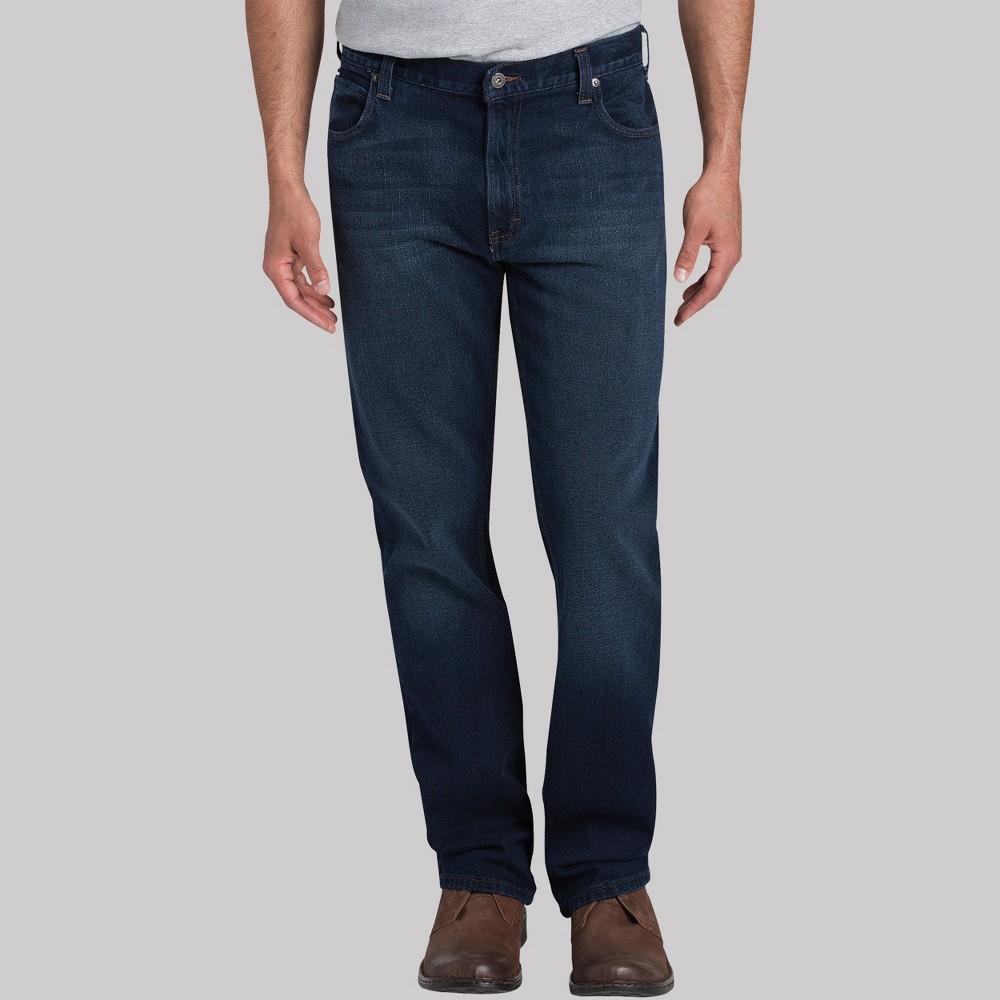 Dickies Men's Big & Tall Regular Straight Fit Jeans - Indigo (Blue) 44x30