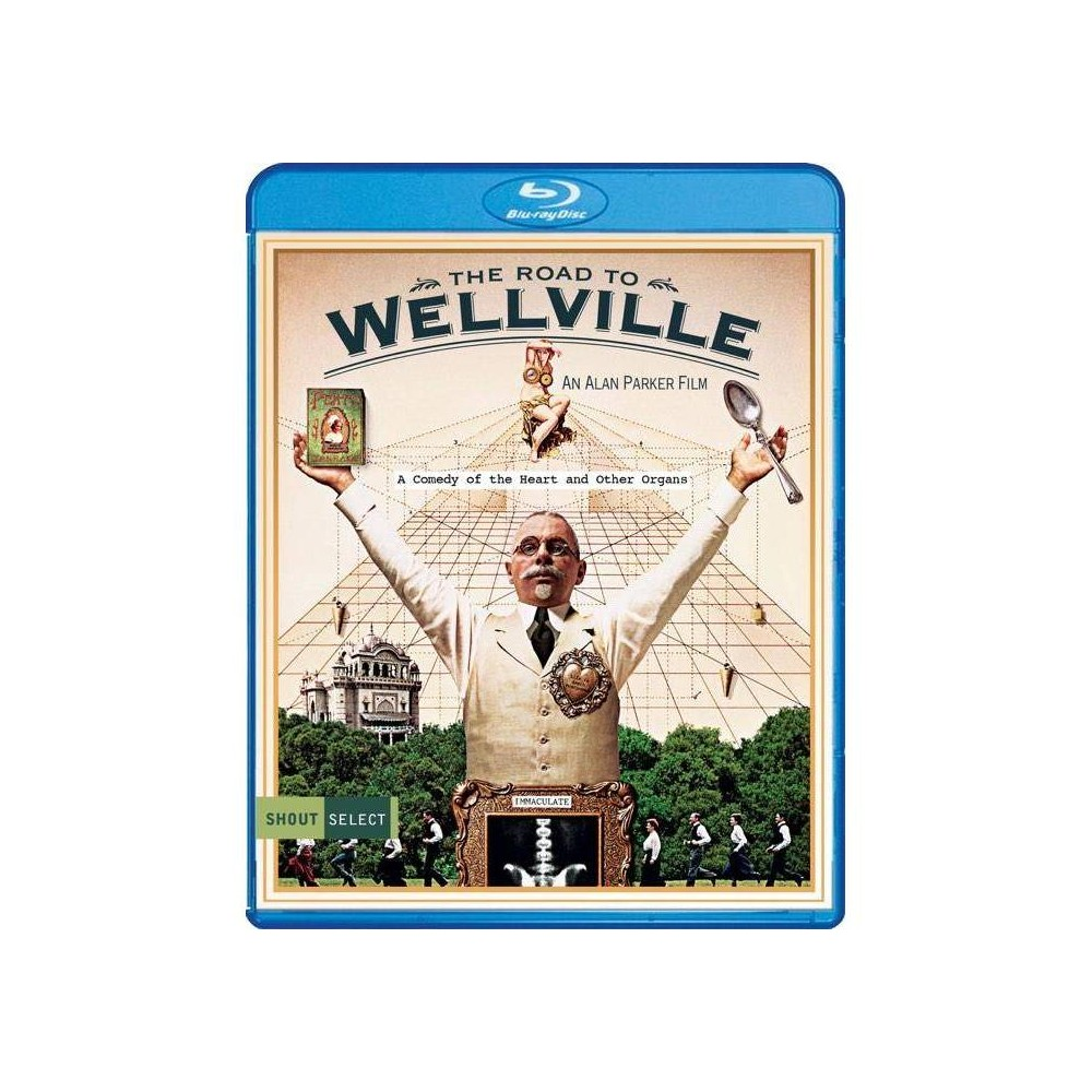 The Road To Wellville Blu Ray 2020