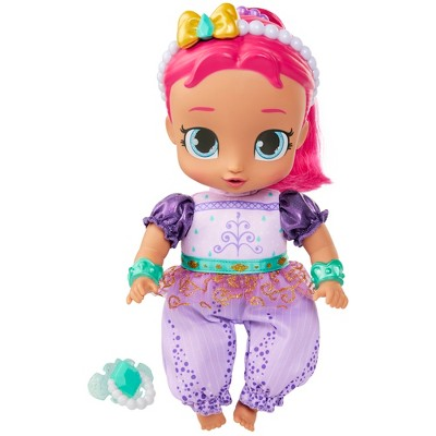 Nickelodeon Shimmer and Shine Genie Baby Shimmer Doll