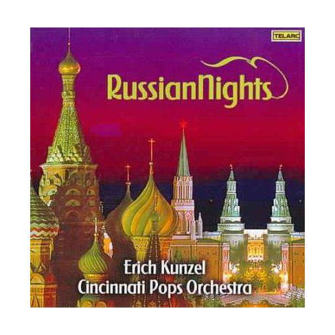 Kunzel - Russian Nights (CD) - image 1 of 1