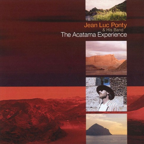 Jean-luc ponty - Acatama experience (CD) - image 1 of 1