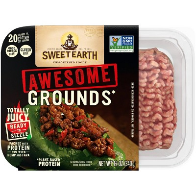 Sweet Earth Awesome Grounds - 12oz