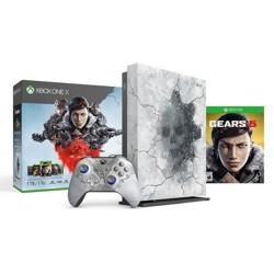 Xbox One X 1TB Gears of War 5 Limited Edition Bundle