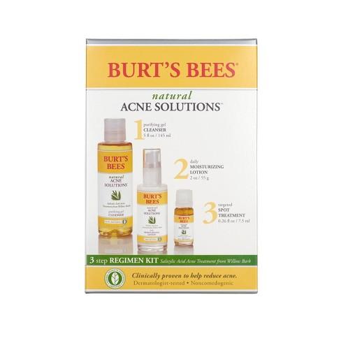 Burt S Bees Natural Acne Solutions Moisturizer