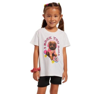 Volcom Toddler Girls Last Party Short Sleeve Tee