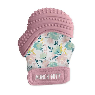 Marlarkey Kids' Munch Mitt - Pink Floral