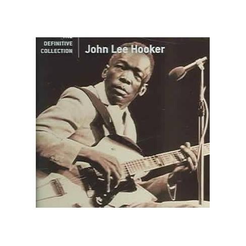 John Lee Hooker - Definitive Collection (CD) - image 1 of 1