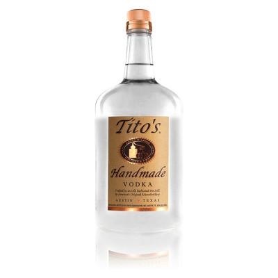Tito's® Vodka - 1.75L Bottle