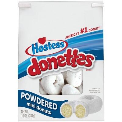 Hostess Donettes Powdered Mini Donuts - 10oz