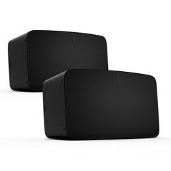 Sonos Five Two Room Pro set (Black)