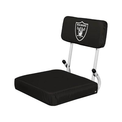 NFL Las Vegas Raiders Hardback Stadium Seat