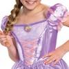 Kids' Deluxe Disney Princess Rapunzel Halloween Costume Dress - image 2 of 4