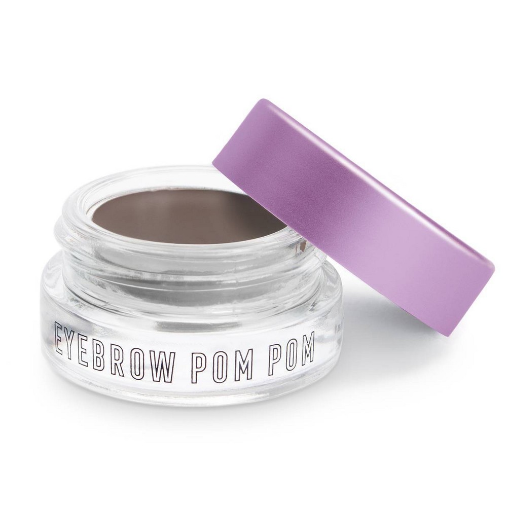 Image of The Crème Shop Eyebrow Pom Pom Chocolate