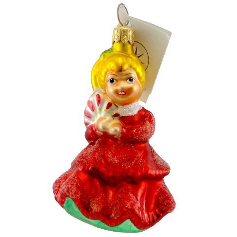 Christopher Radko Miss Holiday Ornament Christmas - image 1 of 2