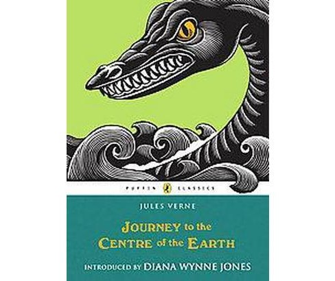 A Journey to the Centre of the Earth ( Puffin Classics) (Reprint) (Paperback) by Jules Verne - image 1 of 1