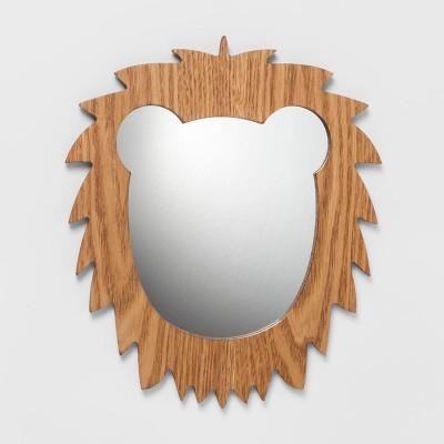 Lion Mane Decorative Wall Mirror - Pillowfort™