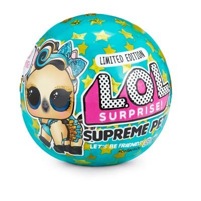 L.O.L. Surprise! Pets Supreme Limited Edition