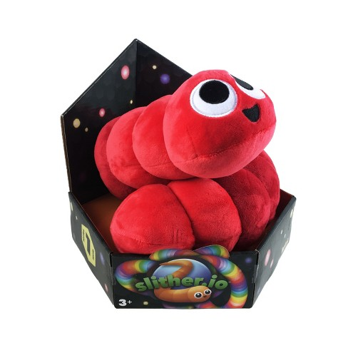 "Slither.io Bendable Plush 24"" - Colors May Vary - image 1 of 2"