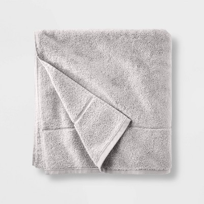 Modal Bath Sheet Light Gray - Casaluna™