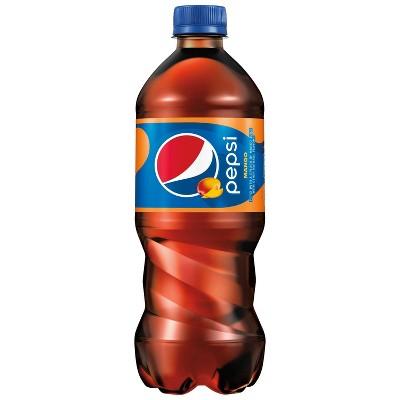 Pepsi Mango - 20 fl oz Bottle