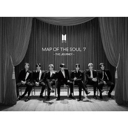 BTS - Map of the Soul: 7 - The Journey (Limited Edition CD/Blu-ray Ver. A)