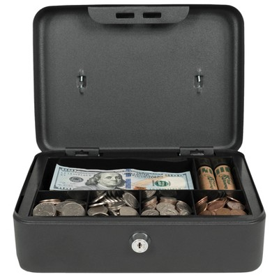 Full-Size Cash Box RSCB-200 - Royal Sovereign