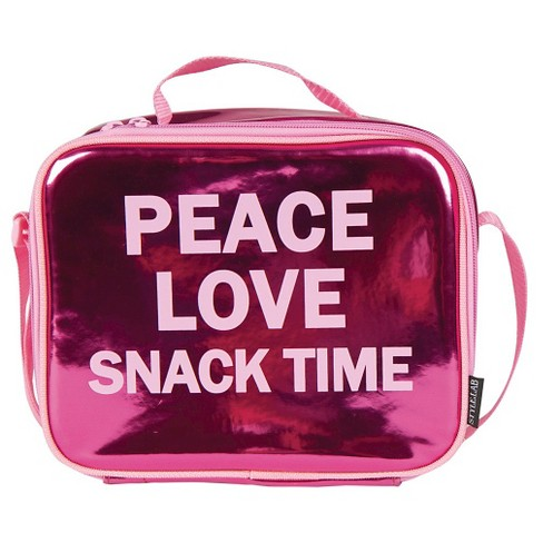 Fashion Angels Lunch Bag - Pink - image 1 of 3