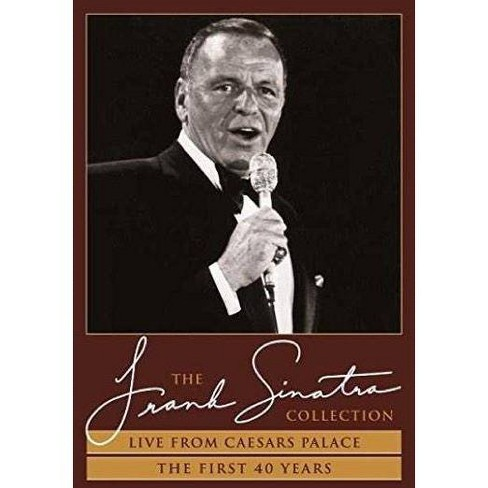 Frank Sinatra: Live From Caesars / The First 40 Years (DVD) - image 1 of 1