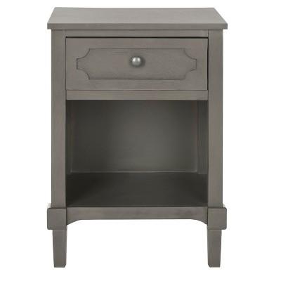 Rosaleen Side Table Gray - Safavieh®