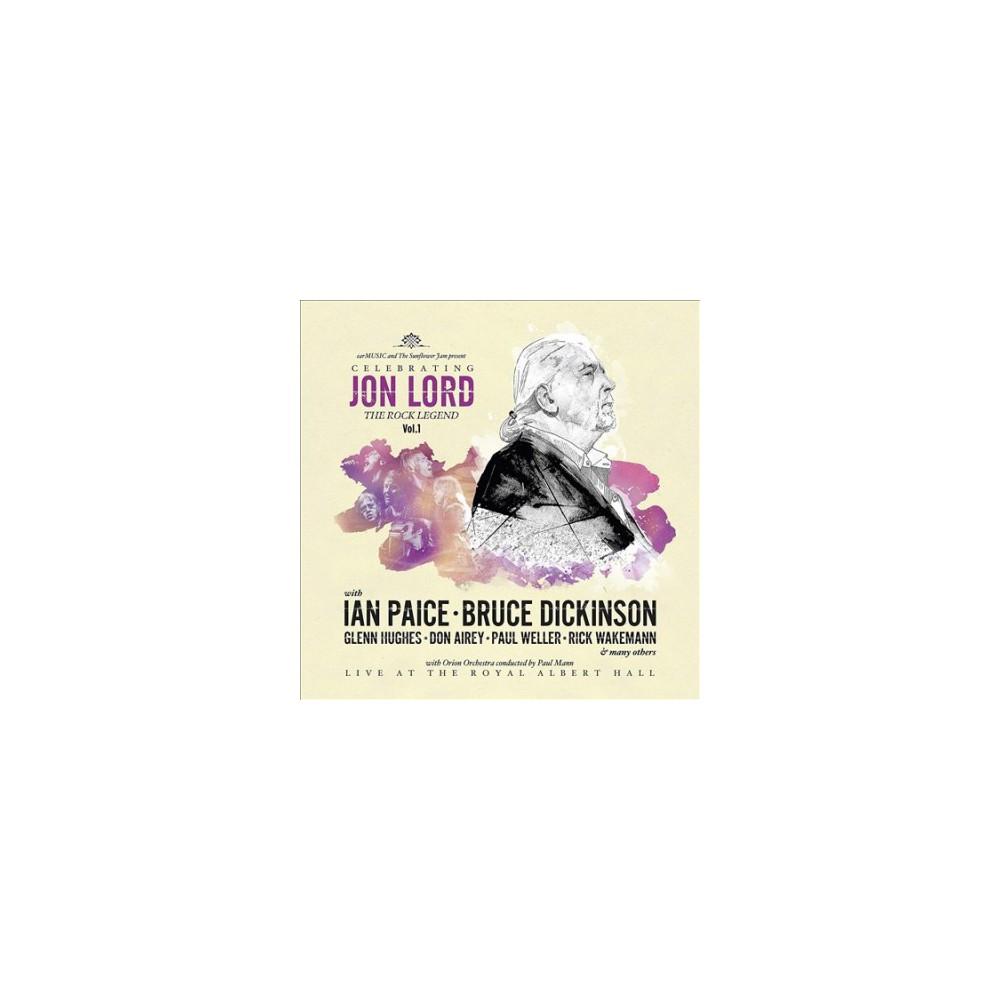 Jon Lord - Celebrating Jon Lord:Rock Legend 1 (Vinyl)