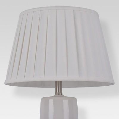 Replacement Shade Modern Pleat Linen - Threshold™