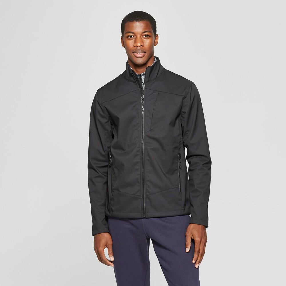 Men's Woven Softshell Jacket - C9 Champion Black L