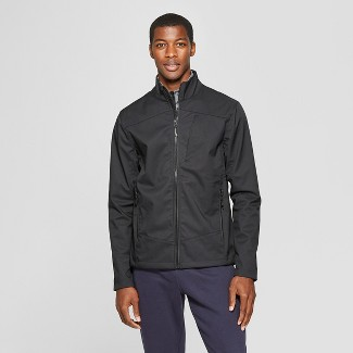 Men's Woven Softshell Jacket - C9 Champion® Black XL