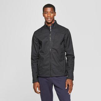Men's Woven Softshell Jacket - C9 Champion® Black XXL